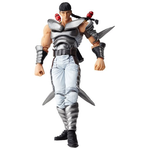 Fist of Revoltech Nameless Shura Hokuto REVOLUTION Series No. 018