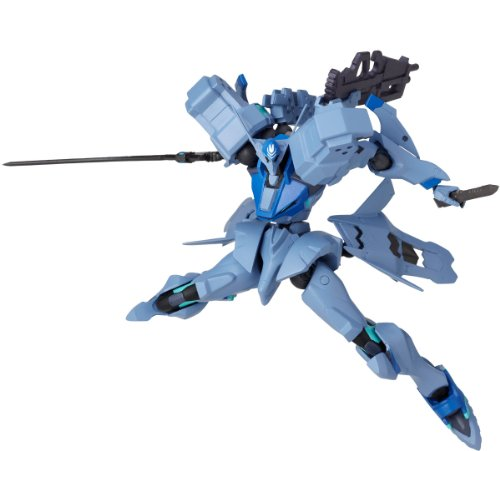 Revoltech Muv-Luv Alternative Series No.007 Shiranui Type-94 United Nations military specifications