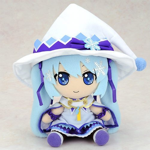[SNOW MIKU2014] 유키 미쿠 인형 Magical Snow ver.