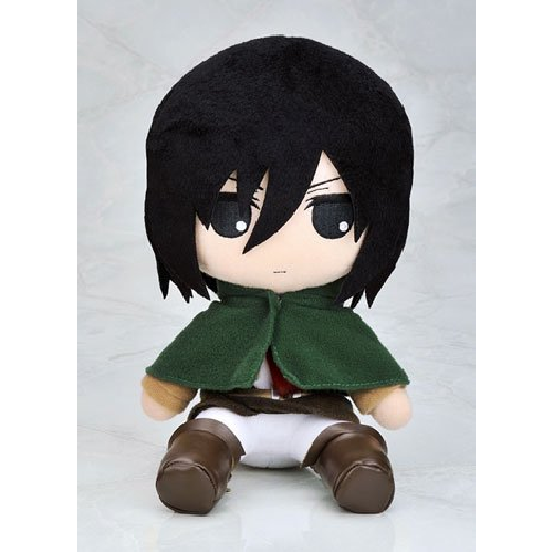 March of giant Mikasa stuffed toy series