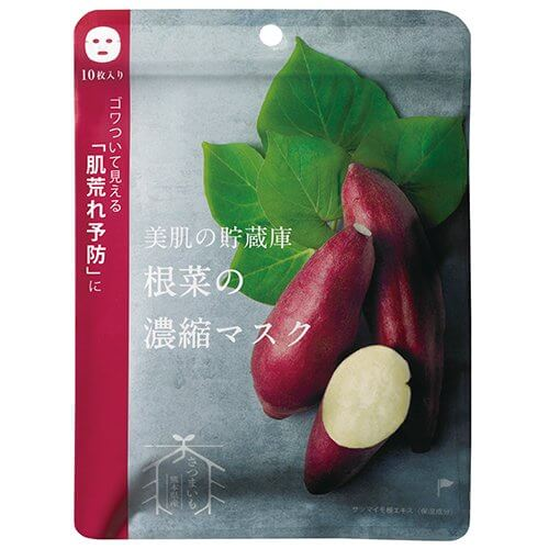 Concentrated mask Anno potatoes 10 pieces of reservoir root of beautiful skin