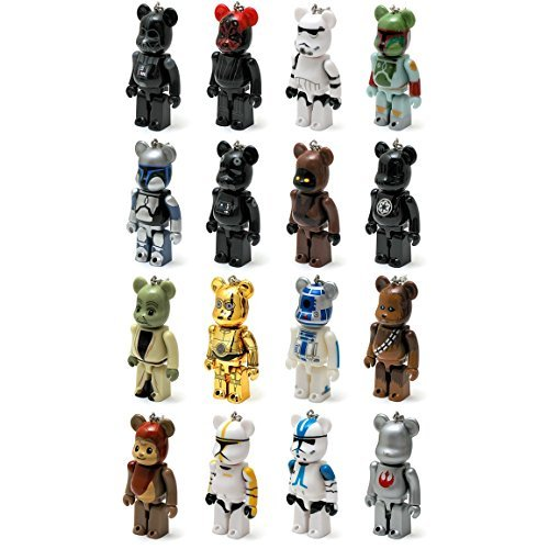 STAR WARS pepsi? Be @ rbrick 70% The Complete Series (pack of 16pcs)