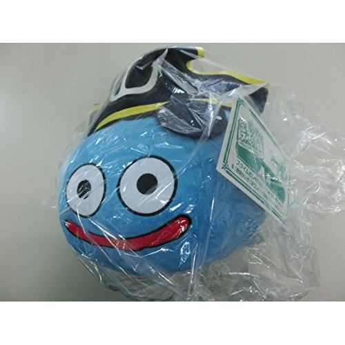 "Dragon Quest lottery office Special Dragon Quest Ⅹ ~ treasure maps and hen ~ A prize slime fashionable stuffed pirate set and ""demon pirate hat × 1"", ""demon black eye patch × 1"" code"