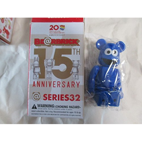 Bare brick BE @ RBRICK SERIES 32 sold separately: CUTE back