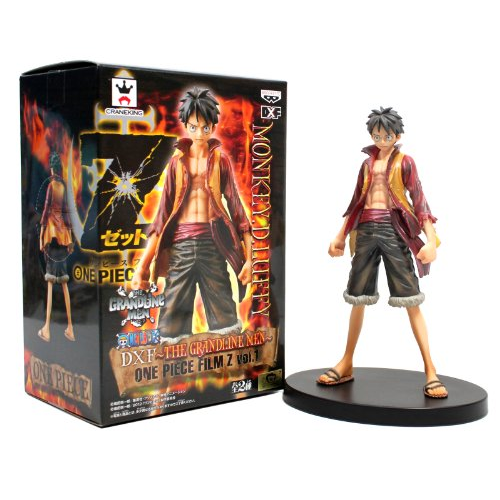 ONE PIECE One Piece DXF series THE GRANDLINE MEN FILM Z Vol.1 Luffy