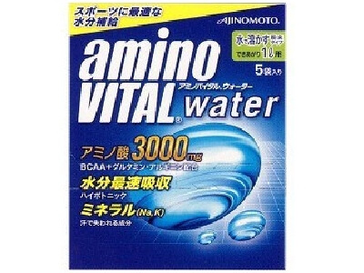 Amino Vital water for 1L (29.4G × 5 encased)