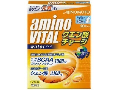 VITAL citric acid charge Water