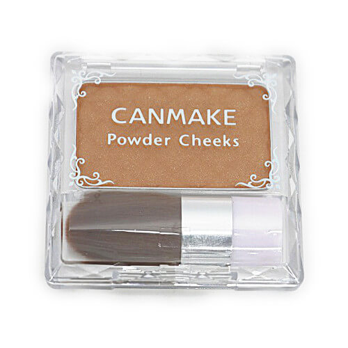CANMAKE パウダーチークス 4.4g
