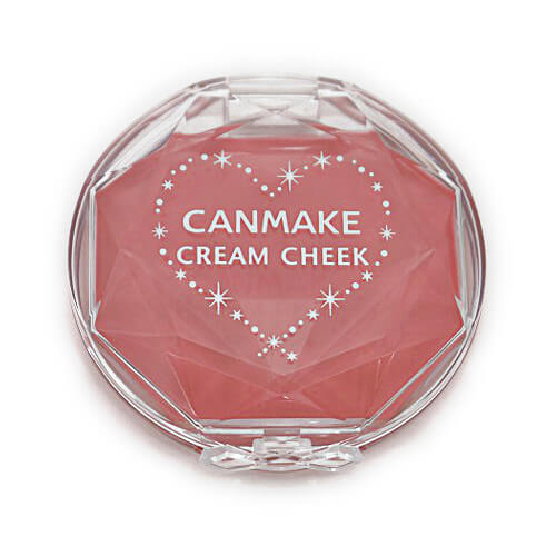 CANMAKE Cream Cheek 腮紅霜 2.3g