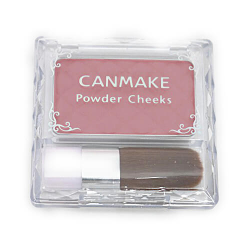CANMAKE Powder Cheeks 巧麗腮紅組 4.4g