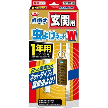 Bapona insect repellent net entrance for W1_nen'yo (1)