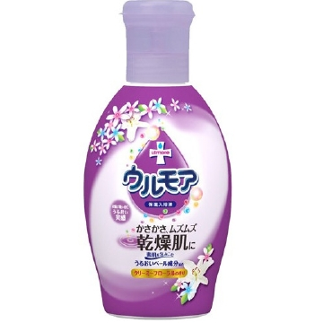 Earth Chemical moisturizing bathing solution Urumoa 600ML scent of creamy floral