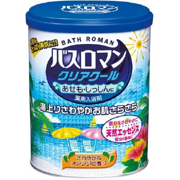 Bath Roman clear cool (850G)