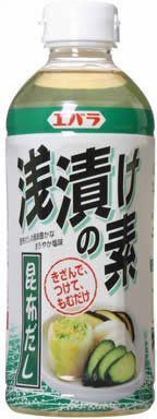 Ebara's a pickled Moto kelp pet 500ml x12 pieces