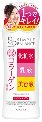 SIMPLE BALANCE Firm and Elastic Lotion 220ML