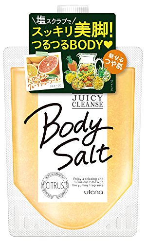 Utena juice Consequences Cleanse body Salt (citrus) 300g