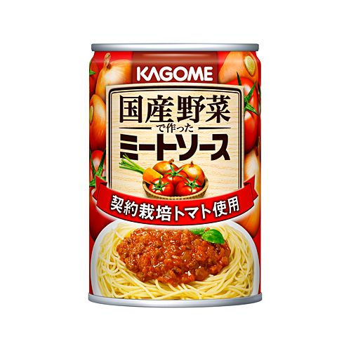 Meat Sauce 295g made with Kagome domestic vegetables