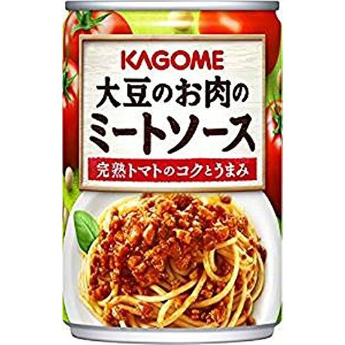 Meat Sauce 295g x24 pieces of meat of Kagome soy