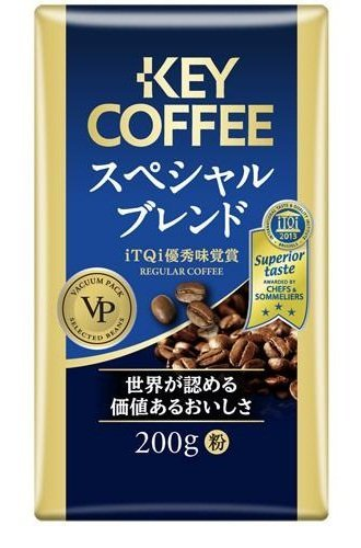 KEY coffee VP special blend 200g x6 pieces
