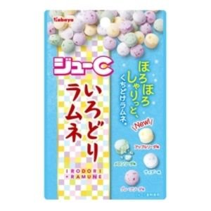 Kabaya Joue-C colorful soda 40g x10 pieces