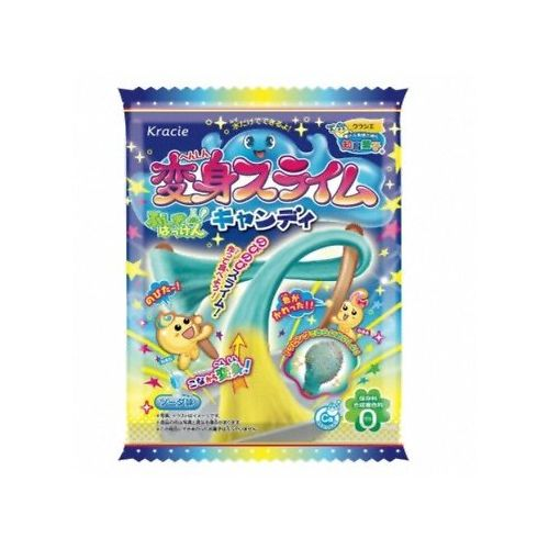 Kracie mysterious discovery transformed into slime candy 25g