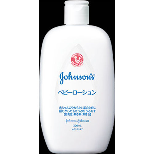 Johnson Baby Lotion Unscented (300ML)
