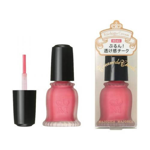 Shiseido Majolica Majorca Cream de Cheek RD411 5.4ml