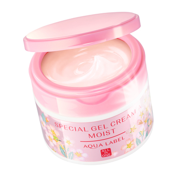 AQUALABEL Special Gel Cream A (Moist) S 90g