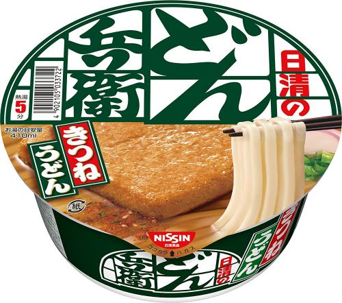 Nissin Donbei with Deep-fried Tofu East Version 97g