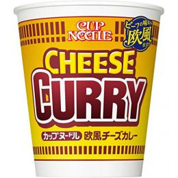 Nissin Cup Noodle Western Style Cheese Curry (85g)