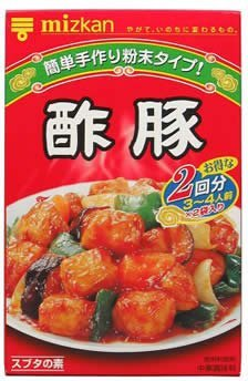 Mitsukan sweet and sour pork 90g x10 pieces