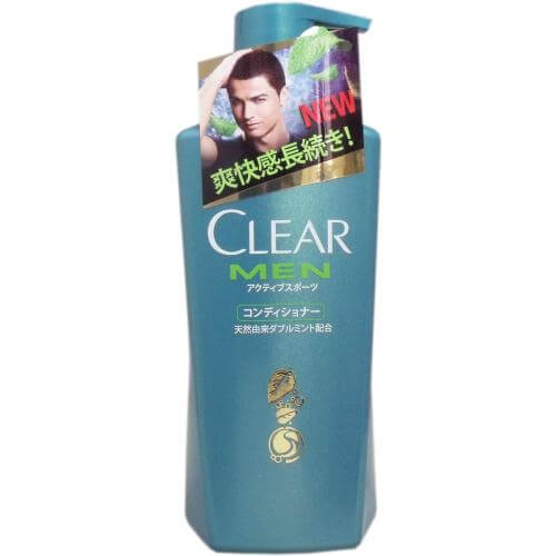 Clear For Men active sports conditioning pump 350g