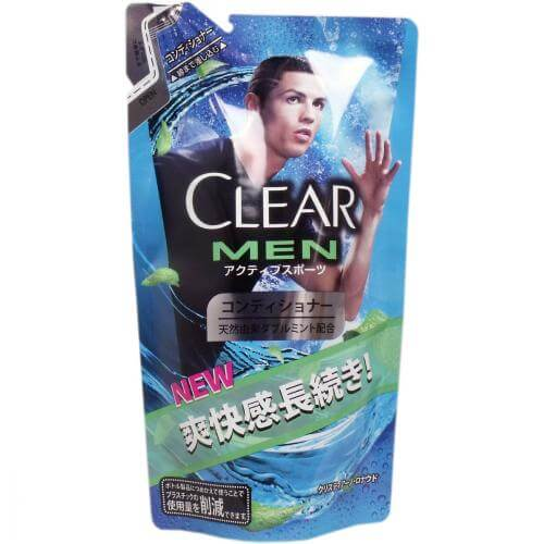 Clear For Men active sports conditioning Refill 280g