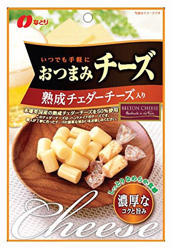 Natori appetizers cheese aged cheddar cheese 62g