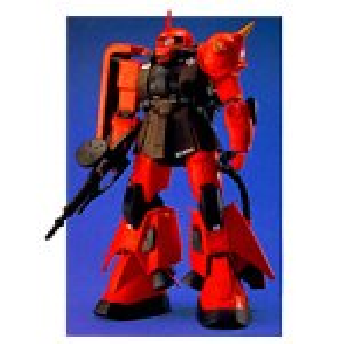 MG 1/100 MS-06R-2 Johnny Raiden Zaku II (Mobile Suit Gundam)