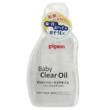 Pigeon baby clear oil (80mL)