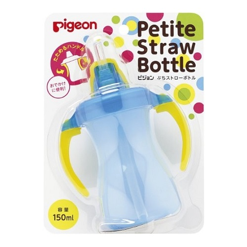 Pigeon Petit Straw Bottle (150mL)