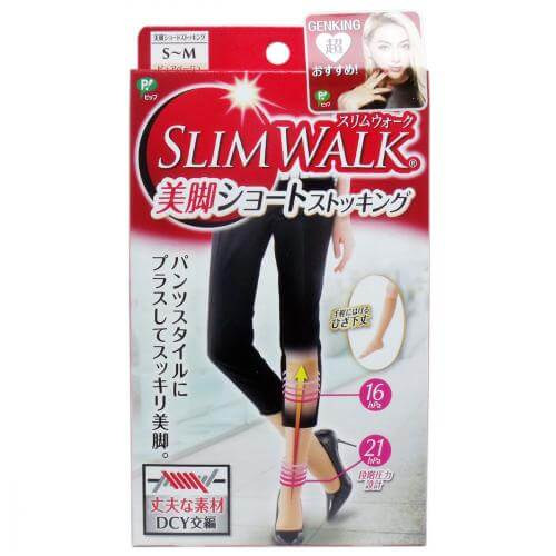 Slim walk Legs short stockings S-M size