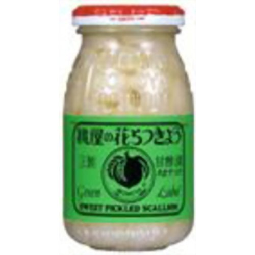 Momoya flower shallots bottle 115g x12 pieces