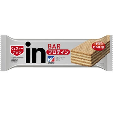 Weider in bar protein nuts (36G)