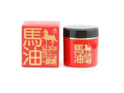 Horse Oil Cream + Urea 230g