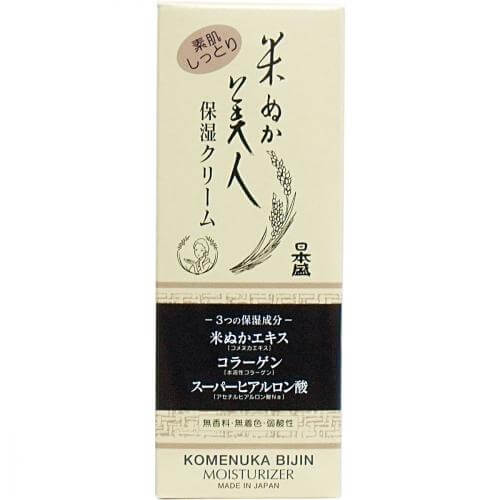 Japan Sheng rice bran beauty moisturizing cream 35g