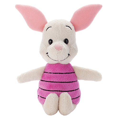 Disney Beans Collection 18 Piglet stuffed sitting height 14cm