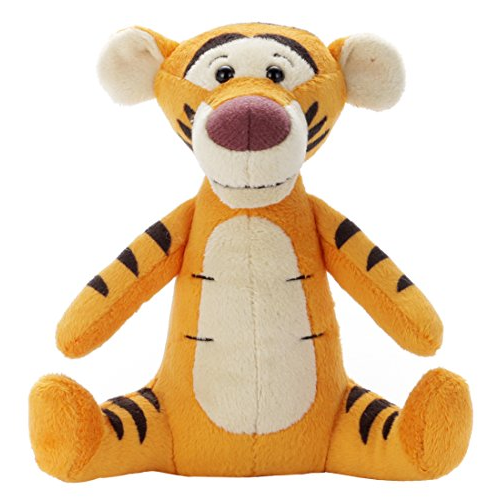 Disney Beans Collection 19 Tigger stuffed toy sitting height 14cm