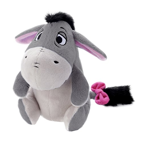 Disney Beans Collection 20 Eeyore stuffed toy sitting height 14cm