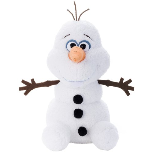 Queen Olaf stuffed S of Disney Ana and snow