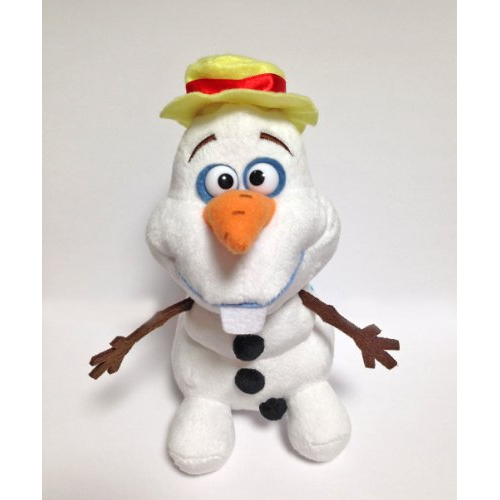 Disney Anna and The Snow Queen Olaf stuffed SS hat
