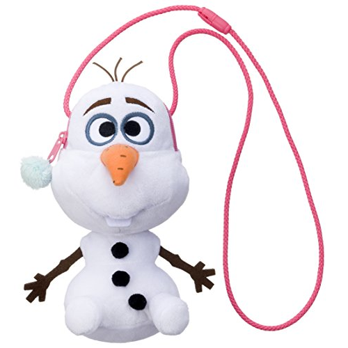 Disney Anna and The Snow Queen / stuffed pochette / Olaf