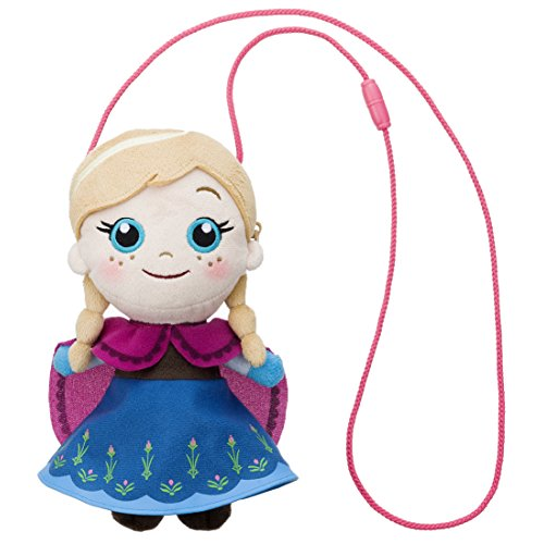 Disney Anna and The Snow Queen / stuffed pochette / Analyst