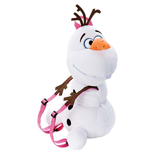 Disney Ana and snow Queen stuffed backpack Olaf overall length 45cm of